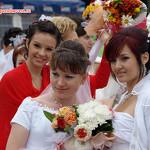 Парад невест - 2008, Набережные Челны