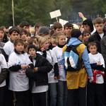 Фотография с репортажа «Кросс наций - 2008»