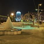 Ёлка - 2009, Набережные Челны